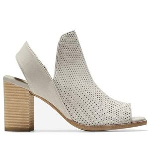 Women's Callista Open Toe Sling Bootie Ankle Boot